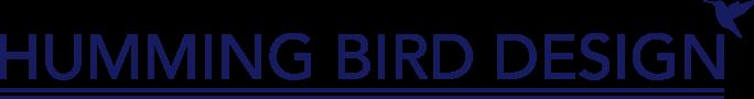 HUMMING BIRD DESIGN ロゴ